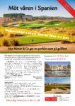 Golfresa våren 2018