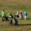 Juniorträning på Värpinge